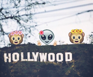 hollywood, grunge, and vintage image