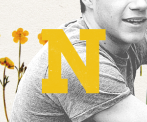 background, niall horan, and one direction image