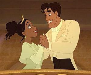 tiana and princess image