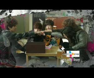 dorama, ¡shut up, and flower boy band! image