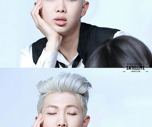 bts and rap monster image