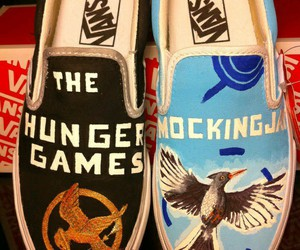 shoes, the hunger games, and hunger games image