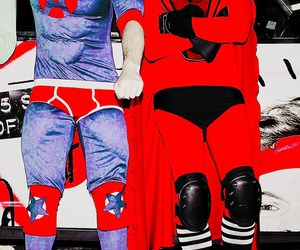 michael clifford and ashton irwin image