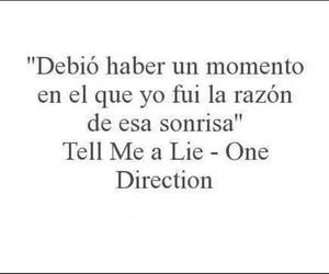 smile, one direction, and frases image