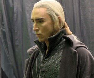 lee pace, middle earth, and sass image