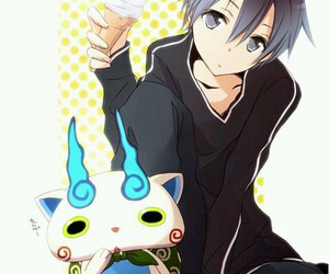 anime, sao, and anime boy image