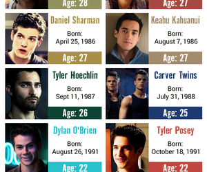 mtv, tyler hoechlin, and carver twins image