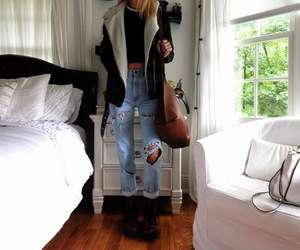 chic, fashion, and clothes image