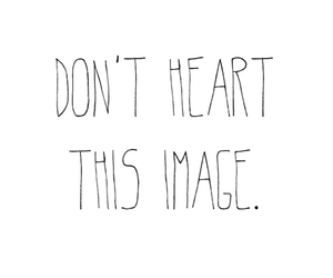 funny, heart, and rebel image
