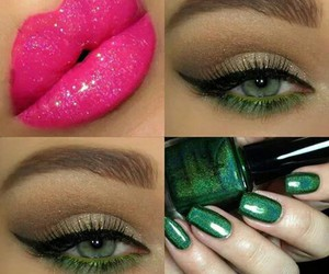 eyes, lips, and make up tutorial image