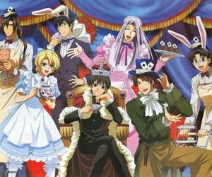 anime and kyou kara maou image