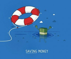 money, funny, and cute image