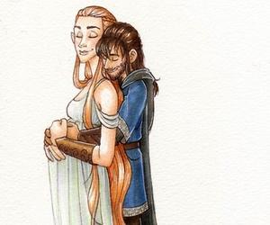 kili and tauriel image