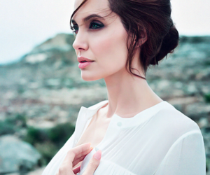Angelina Jolie, beauty, and woman image