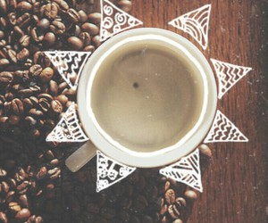 cofe, cup, and overlay image