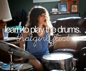 drums, learn, and play image