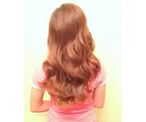 curly, hair, and like image