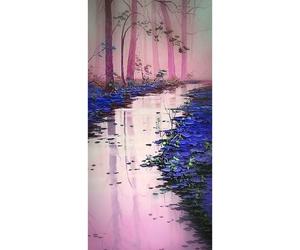 art, background, and botanical image