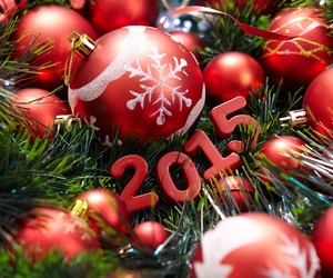 christmas, christmas tree, and new year image