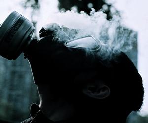 smoke, weed, and boy image