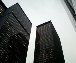 black, city, and indie image