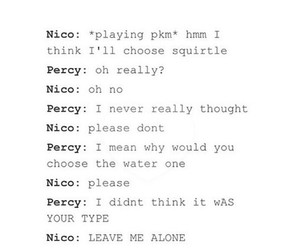 boo, pjo, and nico di angelo image