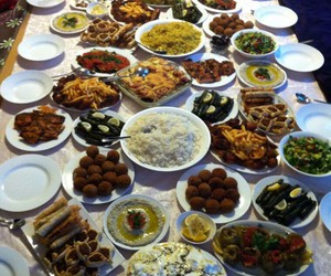 arabic and food image