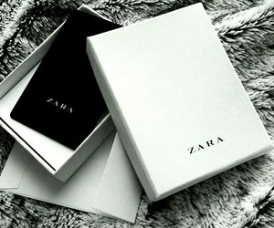 black, box, and card image