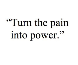 power, strong, and quote image