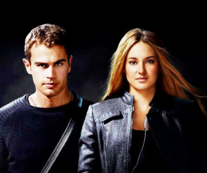 divergent and movie image
