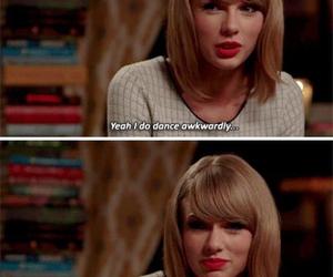 Taylor Swift, dance, and fun image