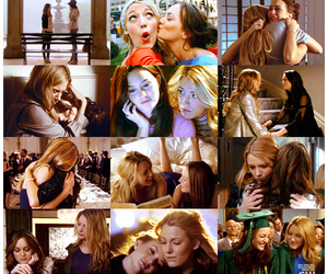 gossip girl, friends, and blair image