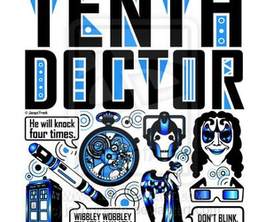 doctor who, tenth doctor, and david tennant image
