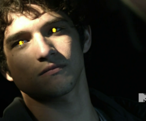 wolf eyes, teen wolf, and tyler posey image