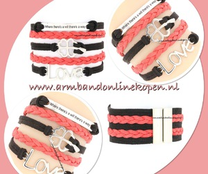 bracelet, bracelets, and armbanden image