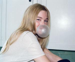 actress, bubblegum, and model image