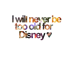 disney, walt disney, and disney is life image