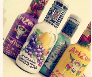 arizona, bottles, and drink image