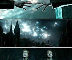 harry potter, hogwarts, and james phelps image