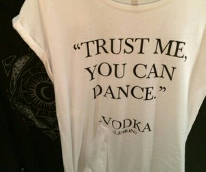 fashion, dance, and vodka image