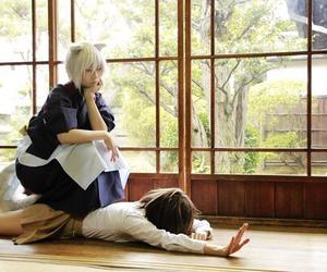 cosplay, kamisama hajimemashita, and tomoe image