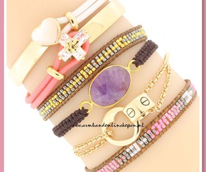 amethyst, armcandy, and arm party image