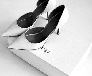 fashion, shoes, and celine image