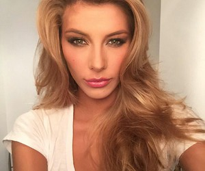 france, camille cerf, and miss france 2015 image