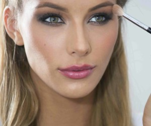 beauty queen, make up, and camille cerf image