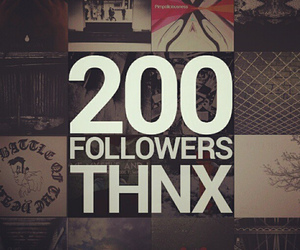 thanks and 200 image