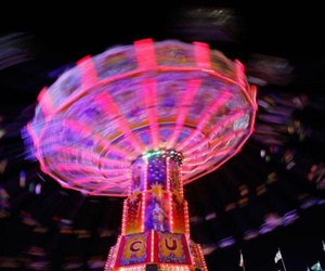 circus, colorful, and color image