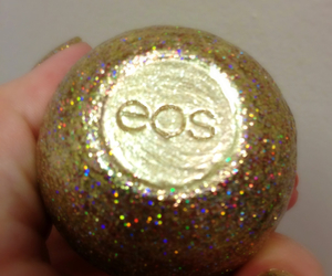 eos, glitter, and nails image