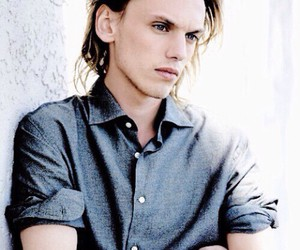 Jamie Campbell Bower and jace wayland image