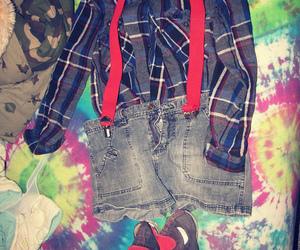 clothes, plaid shirt, and fashion image